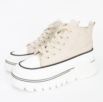 Sneakers Flow Beige