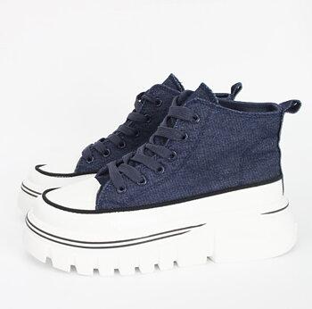 Sneakers Flow Blå