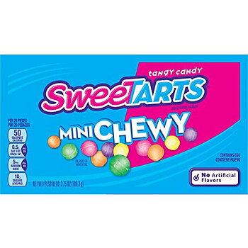Sweet tarts mini chewy box