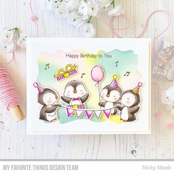 My Favorite Things -SY Penguin Party