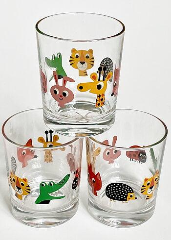Glas med djur - Ingela P Arrhenius