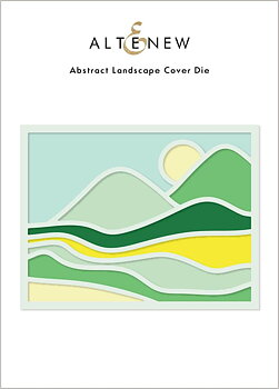 ALTENEW -Abstract Landscape Cover Die