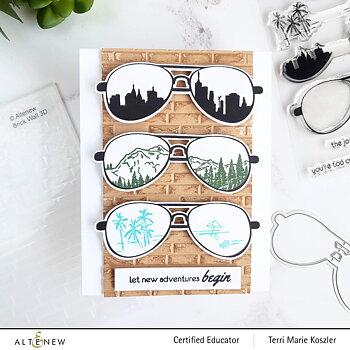 ALTENEW -Spectacular Adventures Stamp Set