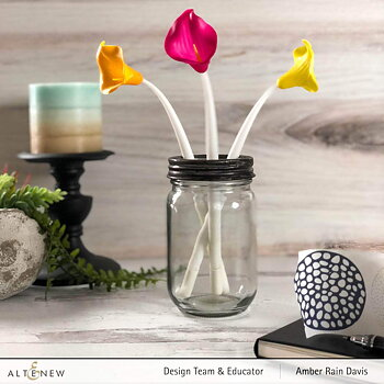 ALTENEW -Flower Gel Pen Set - Calla Lily