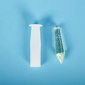 Gjutform  i silikon -   Bullet/ Prisma pendel