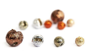 Bead Heads Gritty Tungsten Slotted