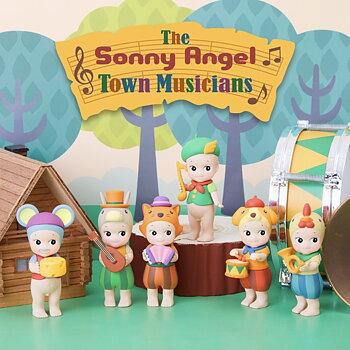 Sonny Angel Town Musicians 2021