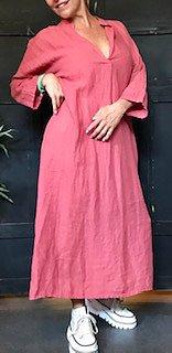 Spring Dress Caramel