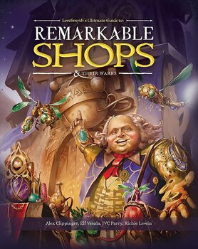 Remarkable Shops & Their Wares Softcover