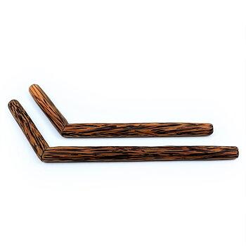 Classic Tepi 14/18cm - Coconut Wood