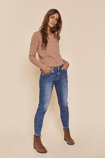 Mos Mosh - Sumner Wood Jeans Blue Ankle