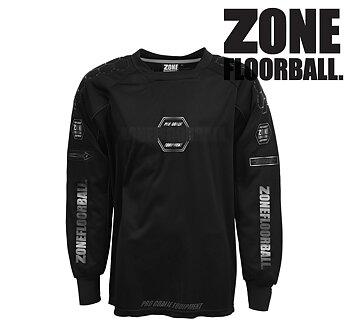 Zone Pro2 Goalie Jersey black / silver
