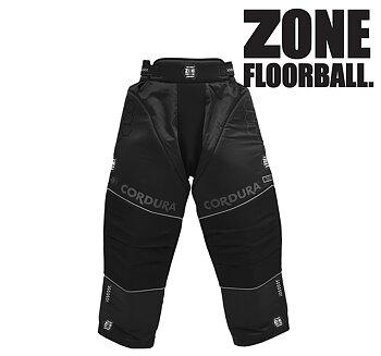 Zone Pro2 Goalie Pants black/silver