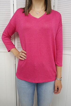 Vero Moda - Brianna Blouse Pink Peacock