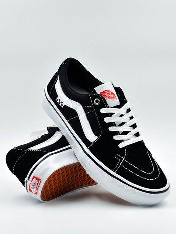 Vans - Skate Sk8-Low Black/White