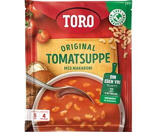 TORO TOMATSUPPE MED MAK. 119G TORO