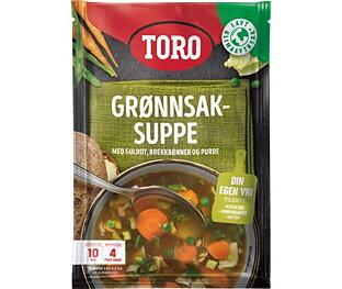TORO SUPPE GRØNNSAK 47G TORO