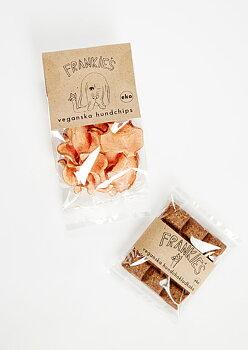 Frankie's Chips och Chockladkaka