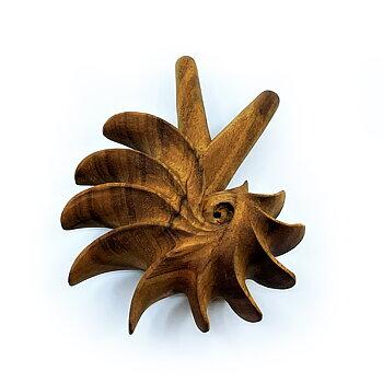 Fibonacci Kuripe - Suar Wood