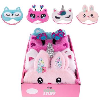 Fluffy Ögonmask för Barn- Tinka