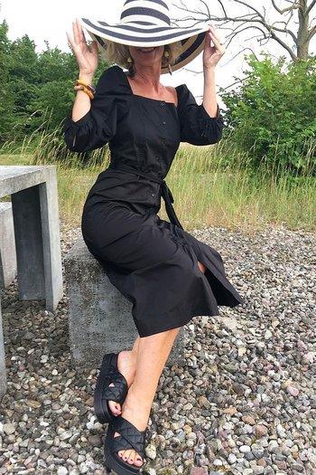 Neo Noir - Masa Dress Black