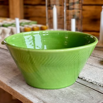 Spillkum, 30 cm i diameter, grön