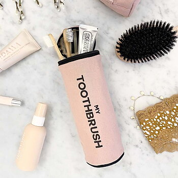 Bag All - Toothbrush Case | Rosa