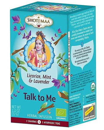 Talk to Me - Tea