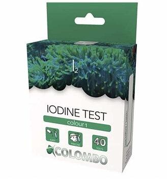 Colombo iodine test