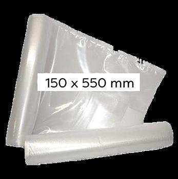 Finnvacum Vacuumpåsar 15x55 cm