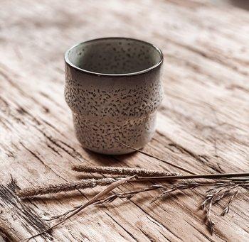 Mugg i Keramik (Mer Struktur)