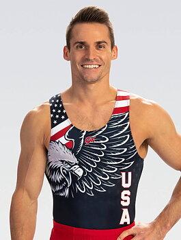 Men's Ringing Freedom Replica Gymnastics Shirt