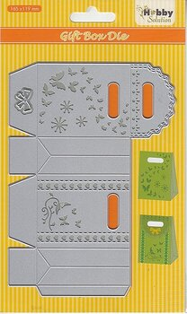 "Hobby Solution - dies - ""Gift Box"""