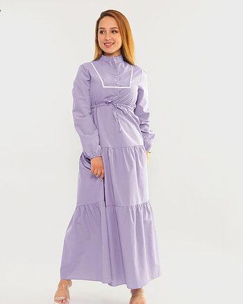 Misa Dress - Purple