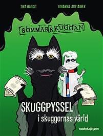 Bok Sommarskuggan - Skuggpyssel i Skuggornas Värld