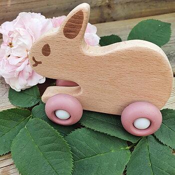 Kanin med hjul