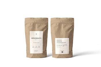 Morgonkaffe, malet mörkrostat - ERNST