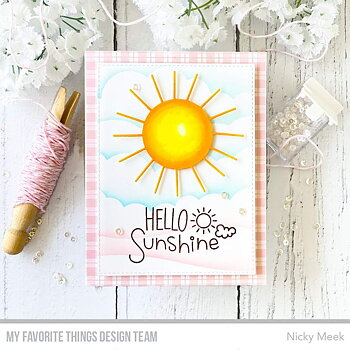 My Favorite Things -MSTN Full Sun Die-namics
