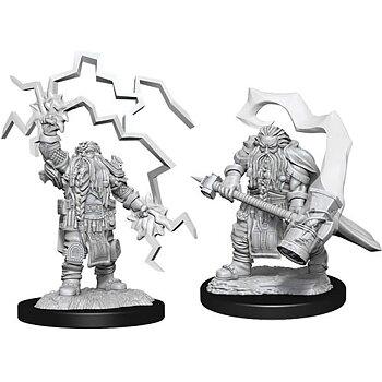 D&D Nolzurs Marvelous Miniatures: Male Dwarf Cleric