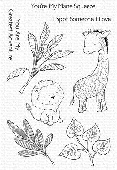 My Favorite Things -SY Sweetest Safari Set 2