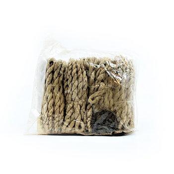 Natural Ayurvedic Rope Incense - 80 ropes