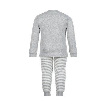 FIXONI - Ljust grå tvådelat pyjamas set