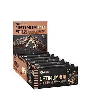 Optimum Nutrition Protein Bar 60g Hel Låda 10st