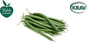Torfolk & Vänner - Gröna bönor 3 kg KRAV