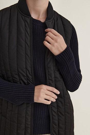 Basicapparel - Lovisa Vest Black