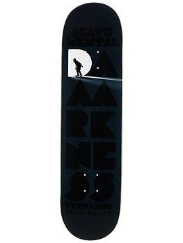 "Skate Mental Skateboards Daarkness 8.25"""