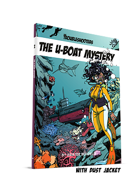U-boat Mystery Scenario Book (Deluxe Edition) (PRE-ORDER)