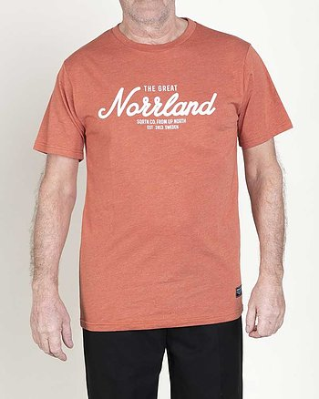 The Great Norrland Rust T-Shirt