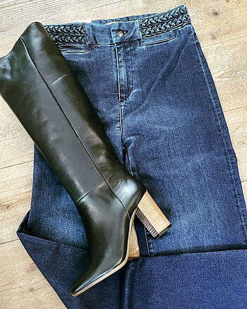 Classic high boot Verde from Apair