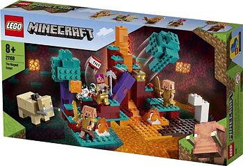 Lego Minecraft 21168